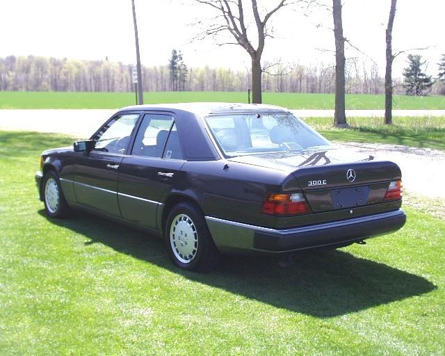 300e for 1992 mercedes benz 300e